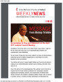 United Methodist Churches of Indiana Weekly News, April 27, 2017