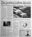 The Goshen College Record - Vol. 102 No. 24 (May 17, 2001)
