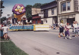 100 Year Parade Float