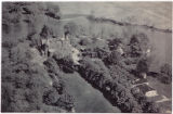Postcard of Aerial View of Brookside